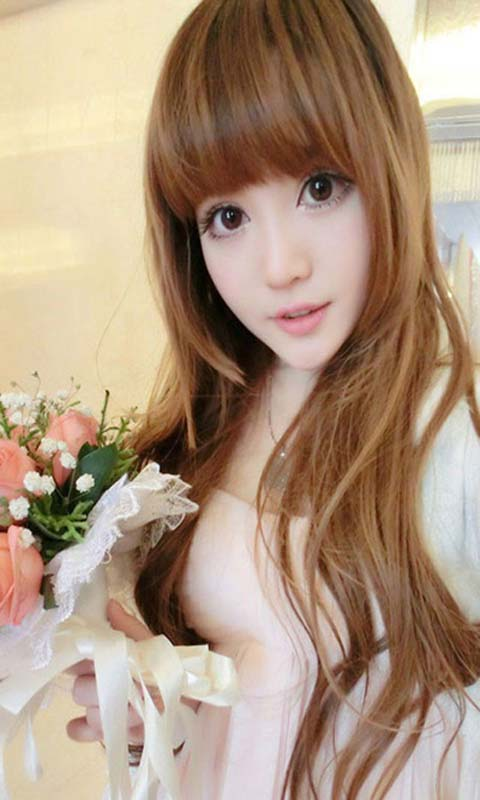 日本真人美女脱俗图片