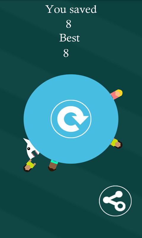 鲨鱼冒险记 玩冒險App免費 玩APPs