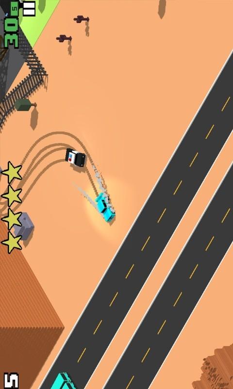 像素公路狂飙