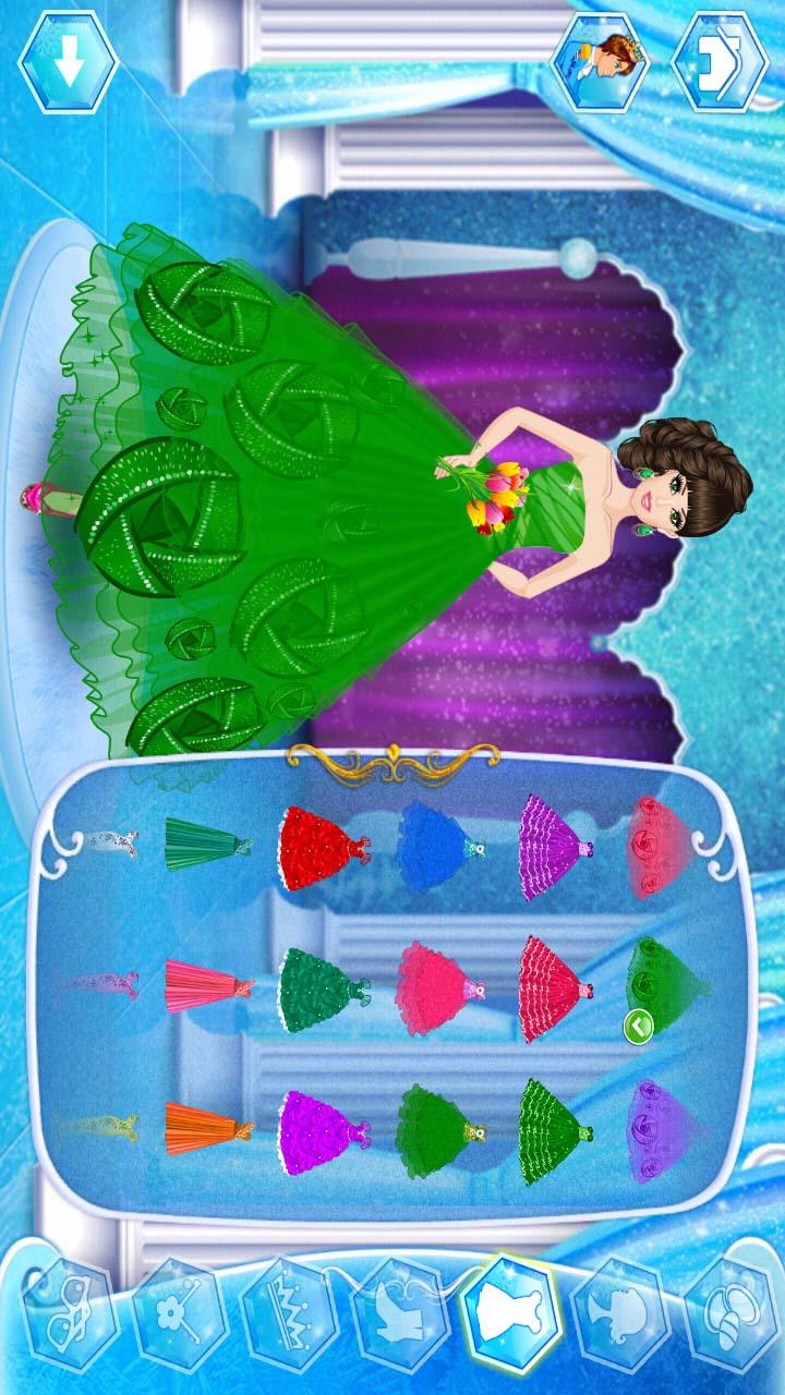 冰雪公主的梦幻婚礼