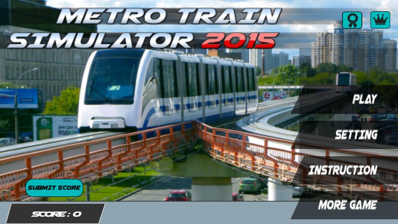 火车驾驶模拟器2015