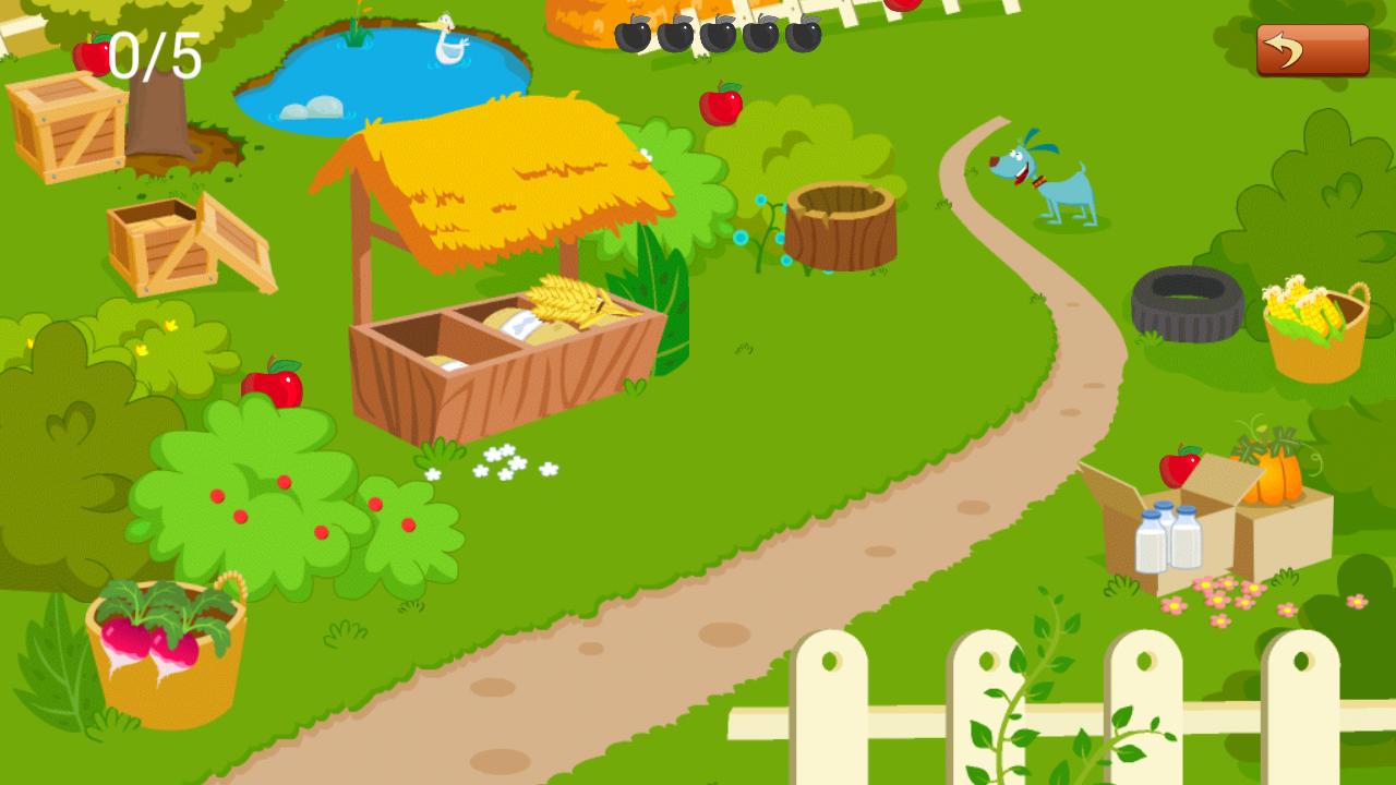宝宝农场发现