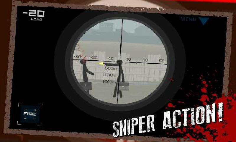 职业狙击手