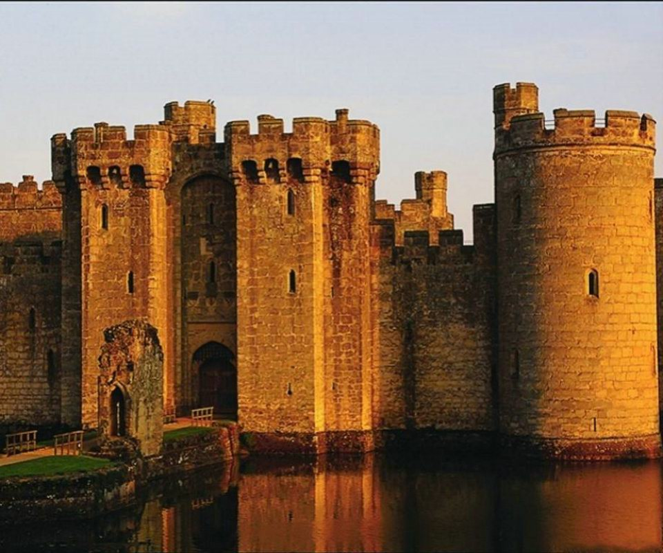 古城堡图片