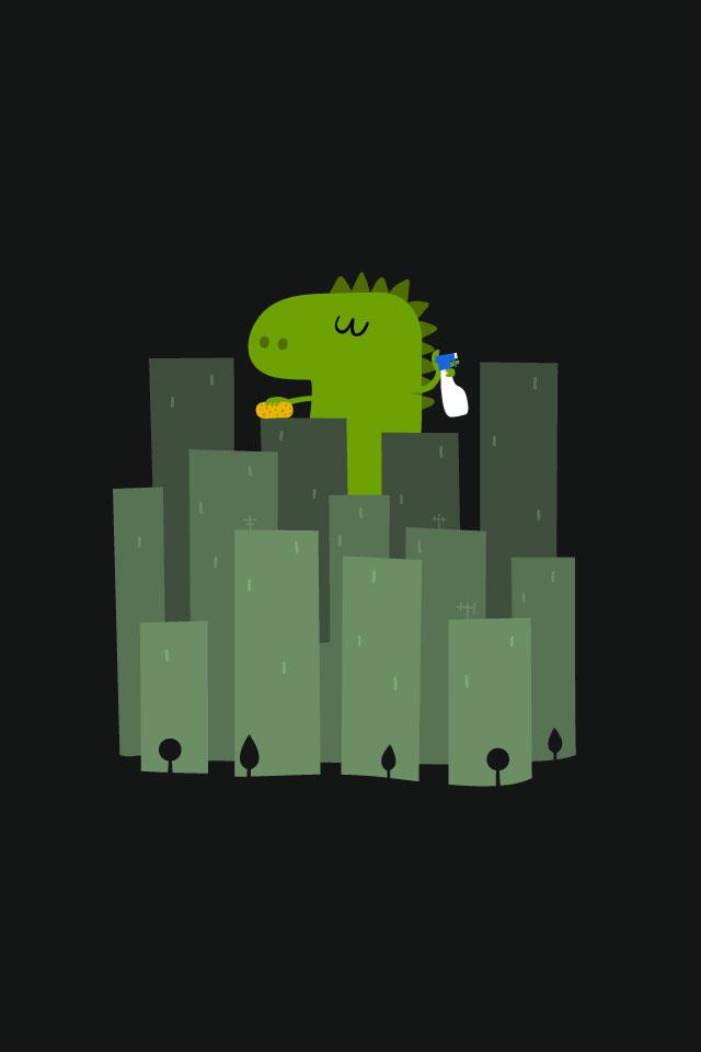 小恐龙安卓手机壁纸下载-安卓网