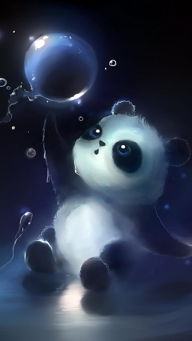 熊猫安卓手机壁纸下载-安卓网