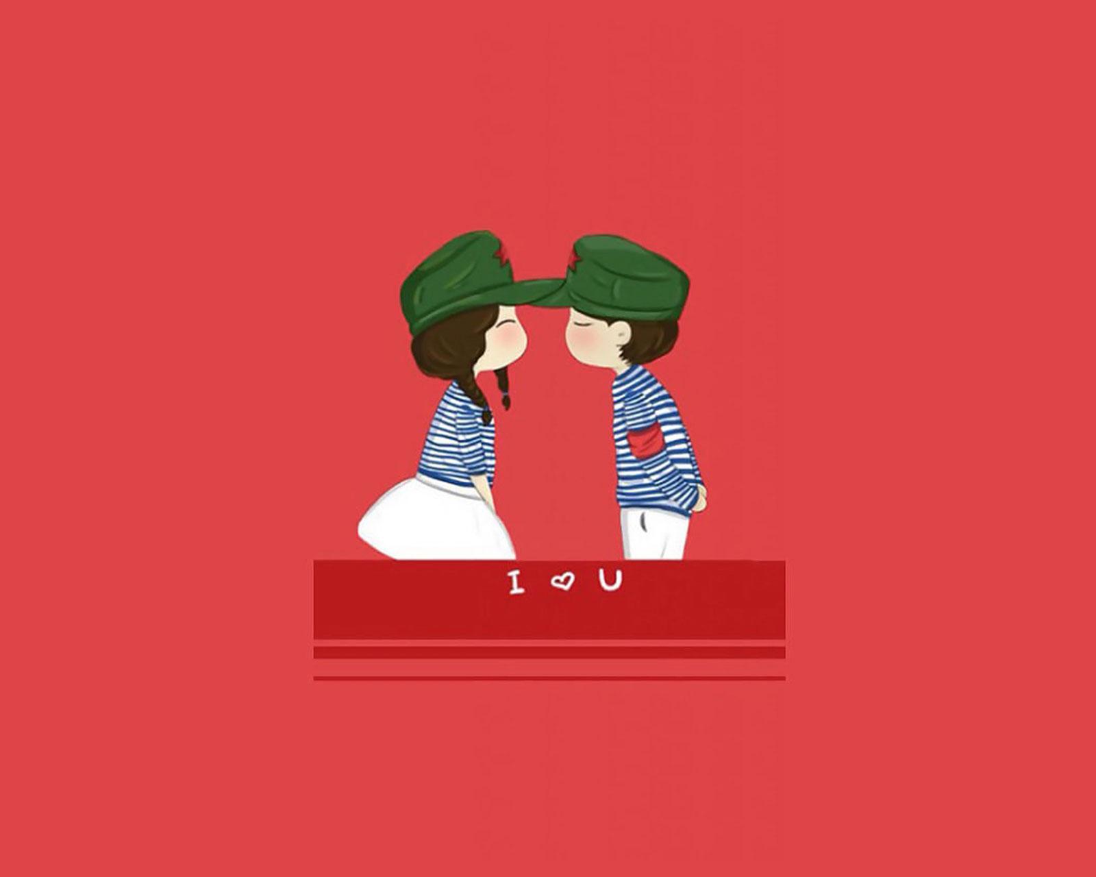 甜蜜情侣安卓手机壁纸下载-安卓网图片