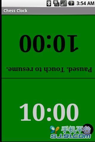 Chess Clock 棋赛计时器
