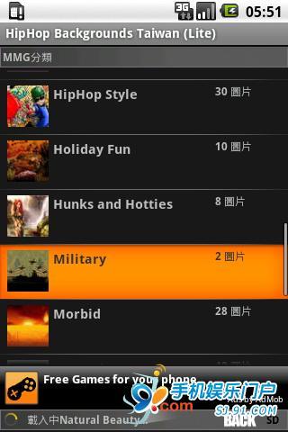 HipHop Backgrounds 街舞背景 繁体中文版