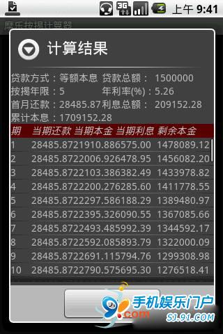 imobive 摩乐按揭计算器 工具 App-愛順發玩APP