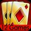 纸牌12合1 Astraware Solitaire 棋類遊戲 App LOGO-APP試玩