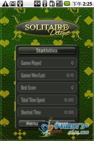 豪华接龙 Solitaire Deluxe 棋類遊戲 App-癮科技App