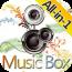 传统民乐音乐盒 All-In-1 Music Box