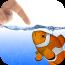 炸鱼手指! 3D互动水族馆