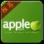 苹果logo高清壁纸