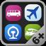 全国公交列车地铁航班酒店查询(超级6合1)