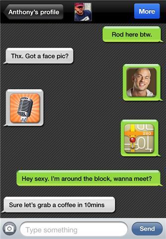 hardline chat gay dating app