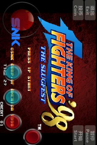 拳皇98,拳皇98安卓版下载_攻略-7k7k安卓手机游戏