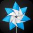 风速(测量风速大于每小时一百英里)