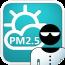 全国天气监测(送PM2.5)