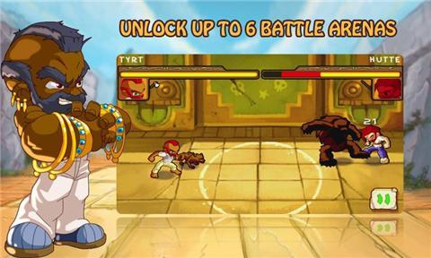 我的野兽 My Brute|玩格鬥快打App免費|玩APPs