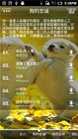 玩免費音樂APP 下載宠物歌曲 app不用錢 硬是要APP