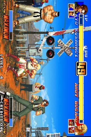 免費格鬥快打App|经典街机拳皇96|阿達玩APP