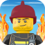 乐高®城市消防队 LEGO® City Fire Hose Frenzy
