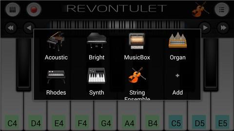 完美钢琴弦音音色插件