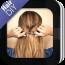 女生百变发型设计宝典 程式庫與試用程式 App LOGO-APP開箱王