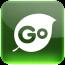 绿色融合去键盘 LOGO-APP點子