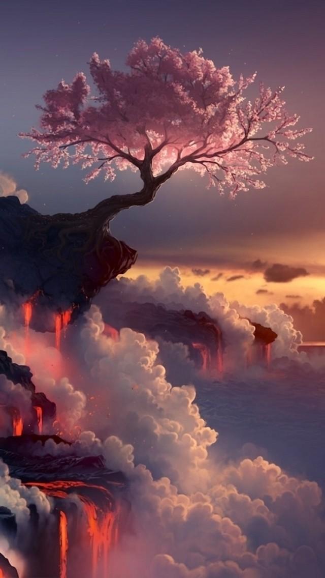 奇幻风景炫酷壁纸图片
