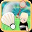 羽毛球对拍 體育競技 LOGO-玩APPs