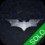 蝙蝠侠锁屏 LOGO-APP點子