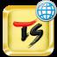 TS键盘 工具 App LOGO-硬是要APP