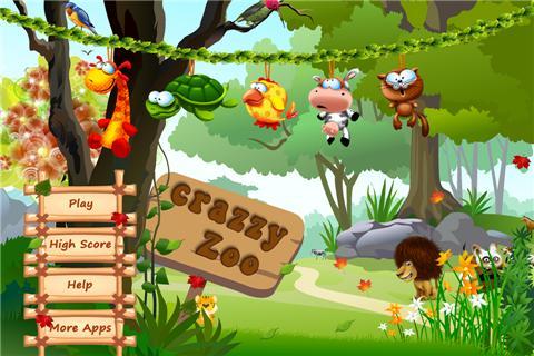 游戏 疯狂动物园