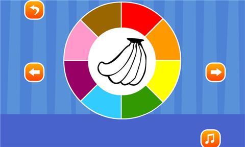 皮皮猴认颜色 教育 App-癮科技App
