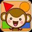 皮皮猴认形状 教育 App Store-癮科技App