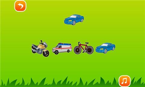 皮皮猴认交通工具 教育 App-癮科技App