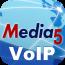 移动软电话 Media5-fone SIP VoIP Mobile Softphone