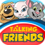 说话的朋友卡通 Talking Friends Cartoons