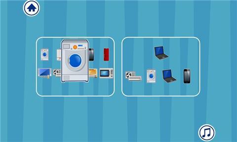 玩免費教育APP 下載宝宝早教-认电器 app不用錢 硬是要APP
