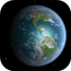 3D高清地球动态壁纸 個人化 App LOGO-APP試玩