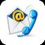 社交App|E-mail联系人保存 LOGO-3C達人阿輝的APP