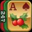 单人纸牌游戏 Christmas Solitaire AD FREE