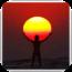 夕阳美景动态壁纸 程式庫與試用程式 App LOGO-硬是要APP