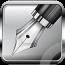 庞中华硬笔钢笔书法字帖 書籍 App LOGO-硬是要APP