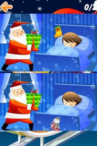 圣诞找不同_提供圣诞找不同1.1.0游戏软件下载_91苹果