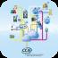 CCA全球2013世博会 社交 LOGO-玩APPs