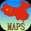中国地图 生活 App LOGO-APP試玩